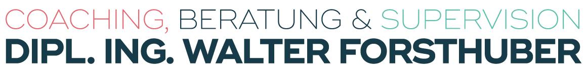 Walter Forsthuber Logo